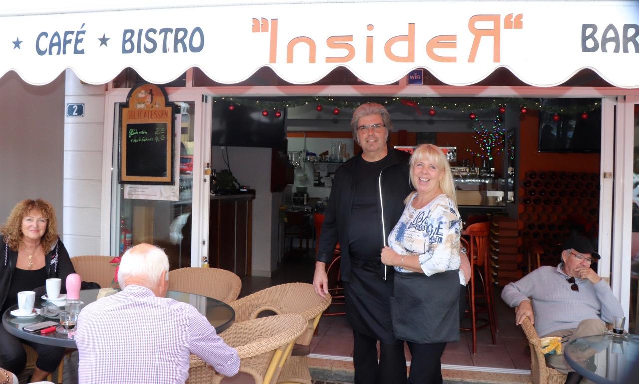 Wir freuen uns auf die Neueröffung der Insider Bar und stellen uns vor